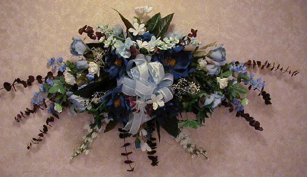 Silk flowers and custom floral wall hangers wreaths swags silk flowers silk floral arrangements wall hangings baskets interior decorations mightylinksfo