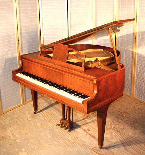 1941 howard baby grand for Smallest baby grand piano dimensions