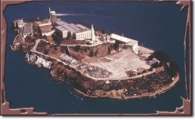 a research on the history of alcatraz in the middle of san francisco bay Did anyone ever escape alcatraz  alcatraz is located in the middle of the san francisco bay  to describe to the audience a brief history of alcatraz.