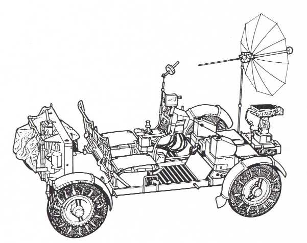 Images Of Mars Rover Drawing